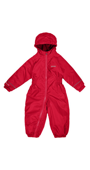 Regatta Splosh III Suit Kids Pepper
